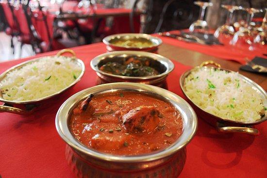Restaurant Indien Nantes Commerce