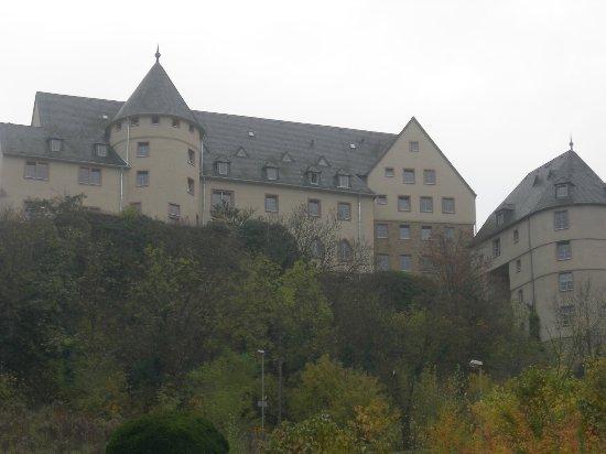 Bad Munster am Stein-Ebernburg, เยอรมนี: Gut erhaltene Burganlage