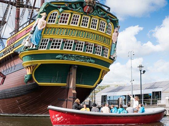 Flying Dutch Boats