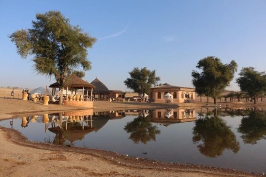 Welcomhotel Khimsar Fort And Dunes Rajasthan Picture Of Welcomhotel Khimsar Fort And Dunes Tripadvisor
