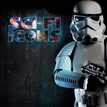 Wallasey, UK: Sci-Fi Icons at Spaceport
