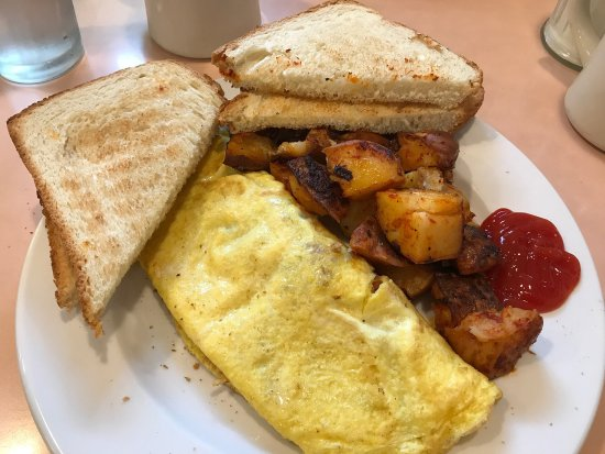 Dutch Mill Family Restaurant: Delicious home cooked breakfast