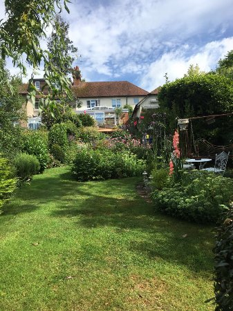 Pulborough, UK: le jardin