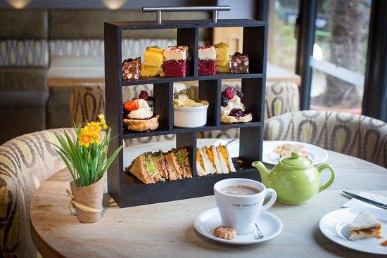 Little Budworth, UK: Afternoon Tea.