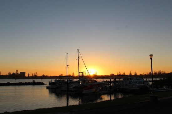 Forster, Australia: Another sunset