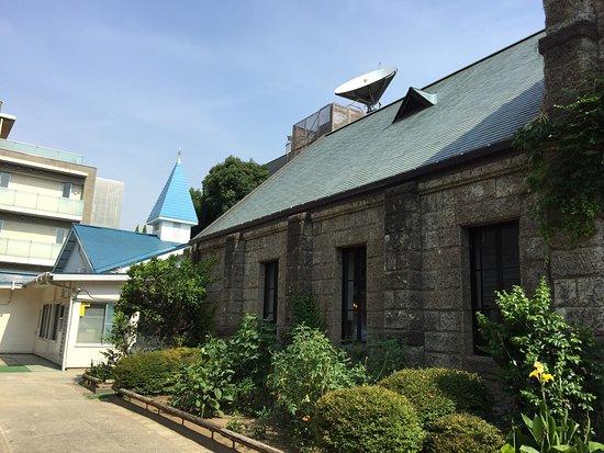 Ando Memorial Church
