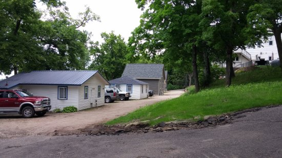 Miltona, MN: Great cabins!