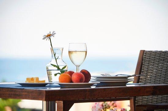 Агиос-Иоаннис-Перистерон, Греция: Primasol Louis Ionian Sun - Outdoor Restaurant
