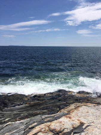 Great day in Maine - Pemaquid