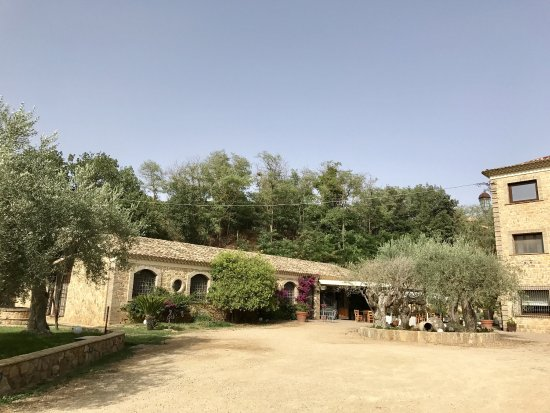 Beautiful agriturismo with great restaurant