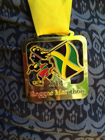 Judy House Cottages and Rooms : December Reggae Marathon Runners from all over the world stay with us every year. Free transport