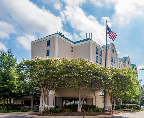 Hampton Inn and Suites Jackson Coliseum