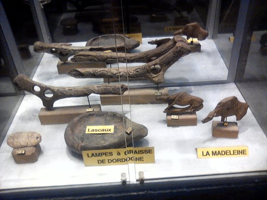 Tursac, France: objects discovered in Dordogne