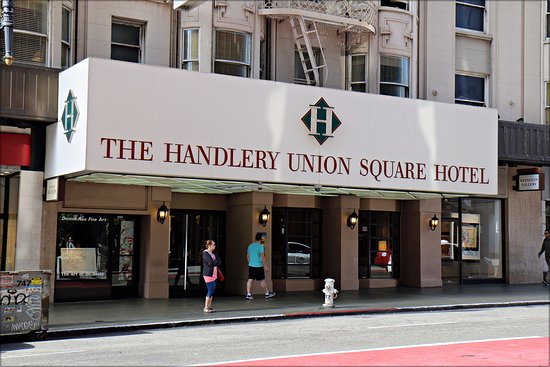 picture of handlery union square hotel san. Black Bedroom Furniture Sets. Home Design Ideas