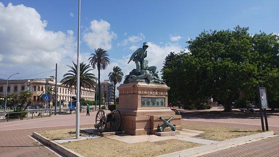 Monumento alla Batteria Siciliana Masotto