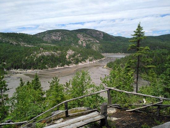 Saint-Simeon, Canada: Sentier l'anse de sable