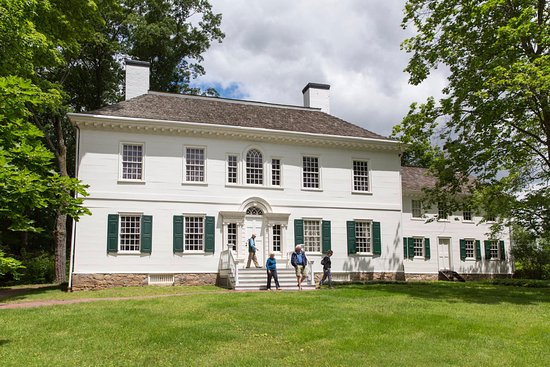 Morristown, نيو جيرسي: The Ford Mansion