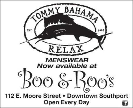 Southport, Βόρεια Καρολίνα: We offer a great selection of Tommy Bahama Mens