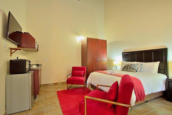Marloth Park, Afrika Selatan: Luxury Lodge Room