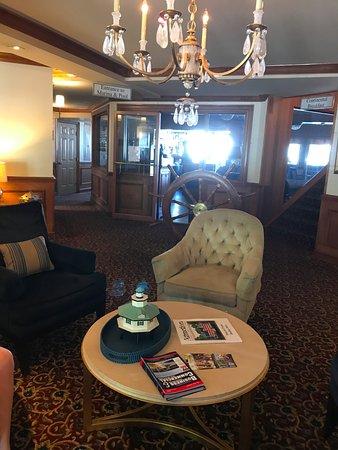 St. Michaels Harbour Inn Marina & Spa: lobby