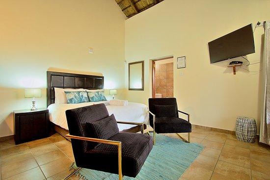 Marloth Park, جنوب أفريقيا: Luxury Lodge Room