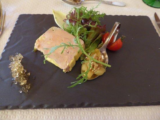 Maison rouge : Foie gras de canard maison