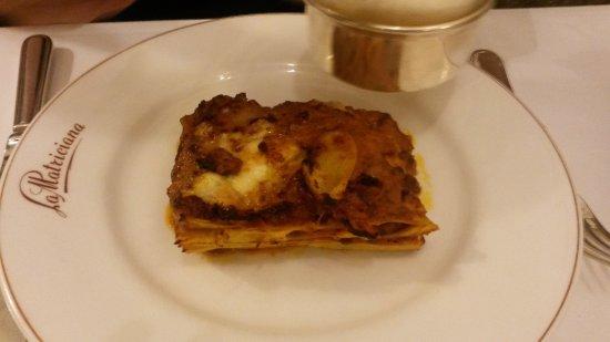 La Matriciana: Lasagnes