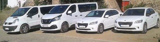Táxis e traslados