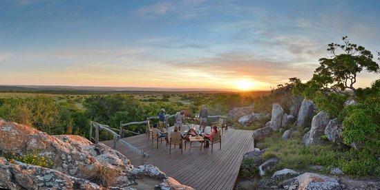 Shamwari Game Reserve, South Africa: Explorer Camp