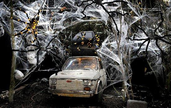 Vellinge, Σουηδία: Halloween