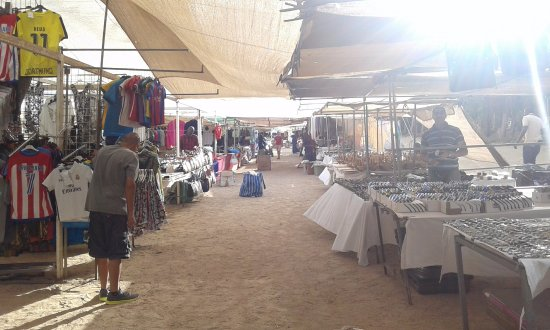African Market: Panoramica