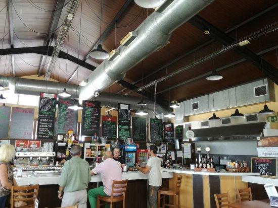 La Muela, Spanyol: Cafeteria Restaurante El Asturiano
