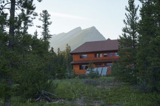 Abraham Lake, Kanada: Nice and secluded