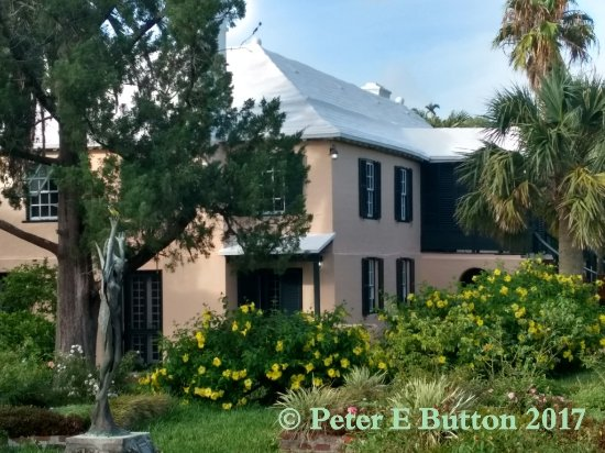 Paget Parish, Bermudas: Waterville- HQ Bermuda National Trust