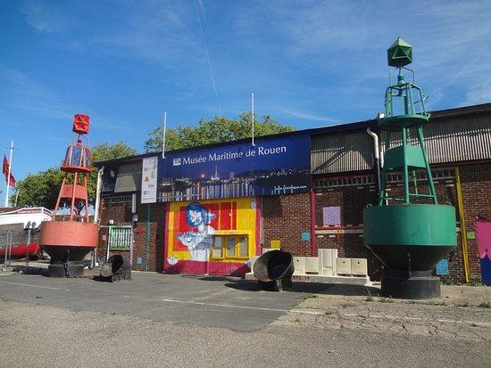Musée Maritime Fluvial et Portuaire de Rouen