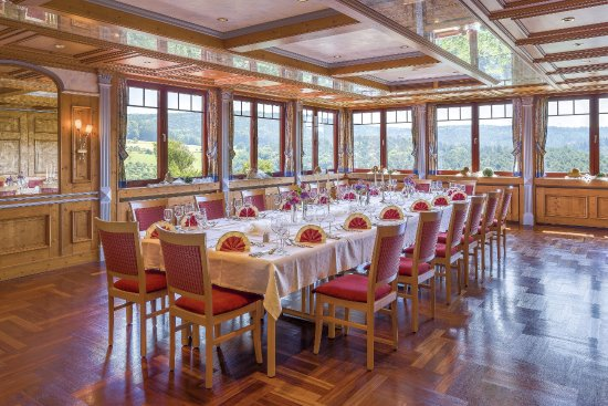PANORAMA Hotel Heimbuchenthal: Feste feiern  mit Panoramablick