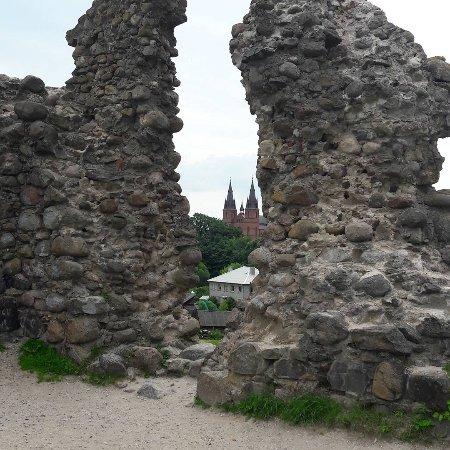 Резекне, Латвия: Замковая гора