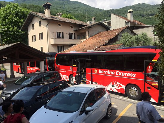 Hotel Europa: Mit dem Bernina Express auf Kurzbesuch