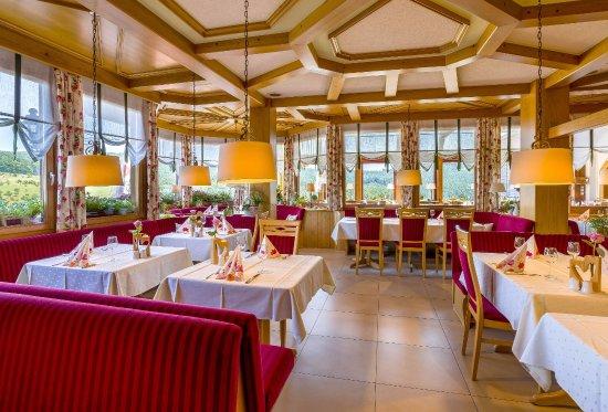 PANORAMA Hotel Heimbuchenthal: Restaurant