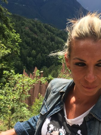 Soprabolzano, İtalya: Piramidi di Terra del Renon