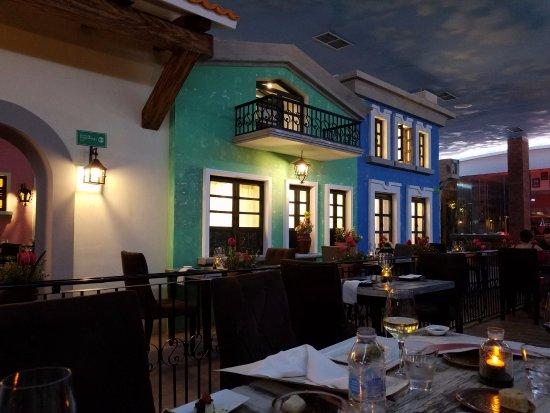 mia casa restaurant picture of el dorado seaside suites riviera maya tripadvisor. Black Bedroom Furniture Sets. Home Design Ideas