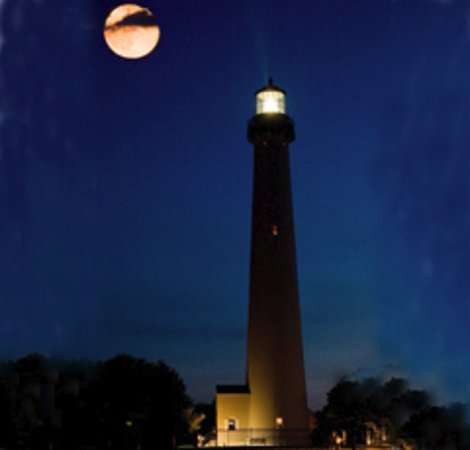 Cape May Lighthouse: Lighthouse Full Moon Climb
