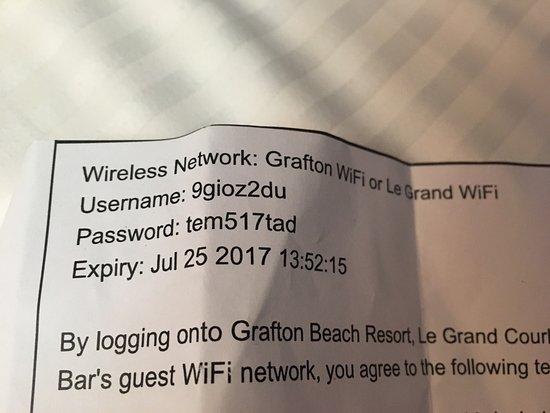 Grafton Beach Resort: photo0.jpg