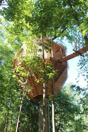 Raray, ฝรั่งเศส: cabane