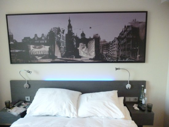 Park Hotel Amsterdam: interior of room