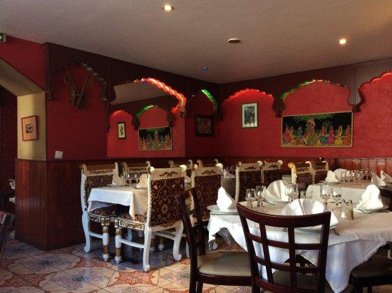 Seine-et-Marne, Prancis: L'Himalaya Restaurant