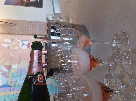Corte Franca, Italien: Giro in produzione top