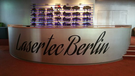 Lasertec Berlin