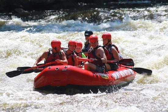 Hartford, TN: Smoky Mountain Outdoors White Water Rafting