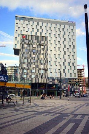 Novotel Hotel Wien Hauptbahnhof Wien Osterreich